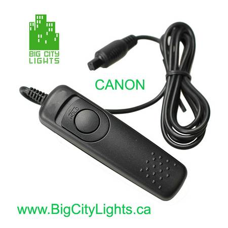 Canon Shutter Release Cable