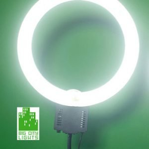 Fluorescent Ringlight in Canada for Film and Photography. Great for Make-up!