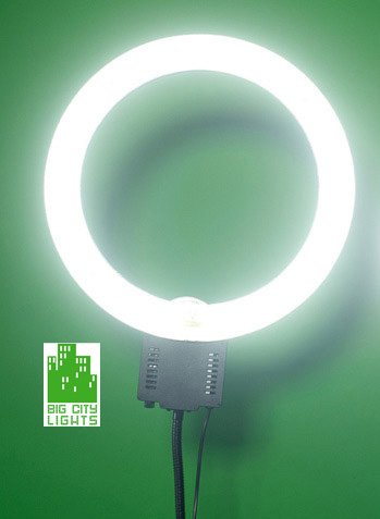 "18″ Dimmable Fluorescent Ring Light – The ""SUPER NOVA ..."
