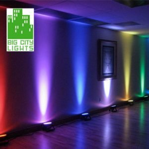 LED Light Party Event Canada Toronto Edmonton Calgary Montreal USA Medium Par