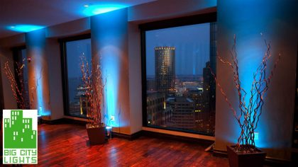 LED Light Party Event Canada Toronto Up Lights - rentals and sales Par