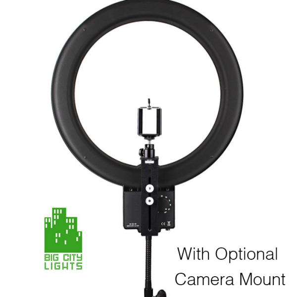 18″, Ring Light from Big City Lights