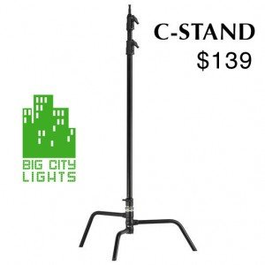 Heavy Duty Light stand C-Stand