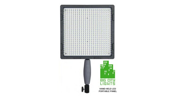 Led Mini Panel, Can be run off of Sony NF-F Batteries