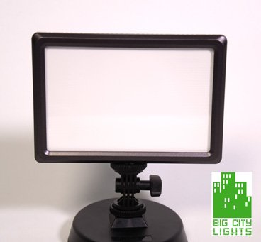 Luxpad on camera Light for Film and Video