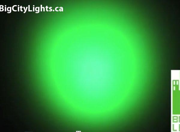LED Light Party Event Canada Toronto Edmonton Calgary Montreal USA Medium Par