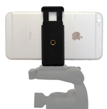 iStabilizer phone adapter tripod adapter smartphone tripod adapter iPhone adapter Canada Toronto Calgary Edmonton Vancouver Montreal USA