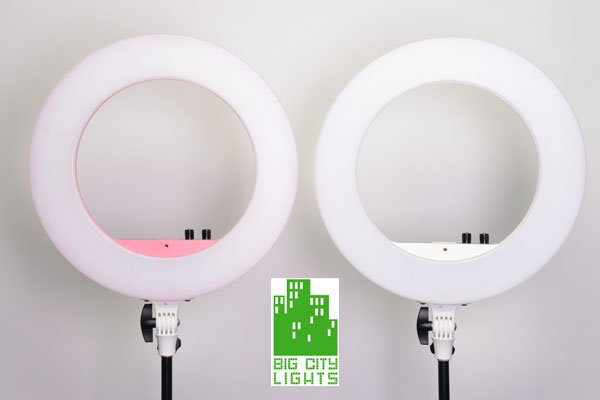 Ultimate Diva Ringlight Light by Big City Lights based in Toronto, Canada
