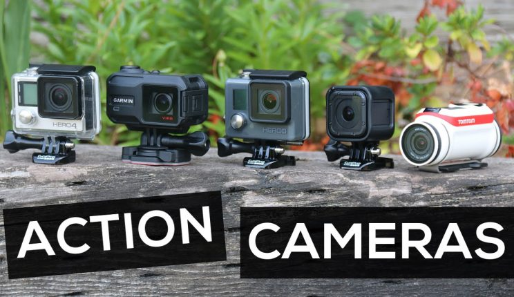 Action Camera GoPro Blog Canada Toronto Water proof camera