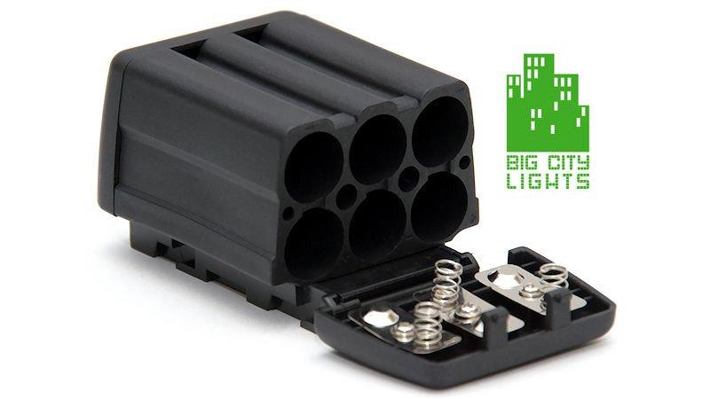 battery adapter 6 AA sony