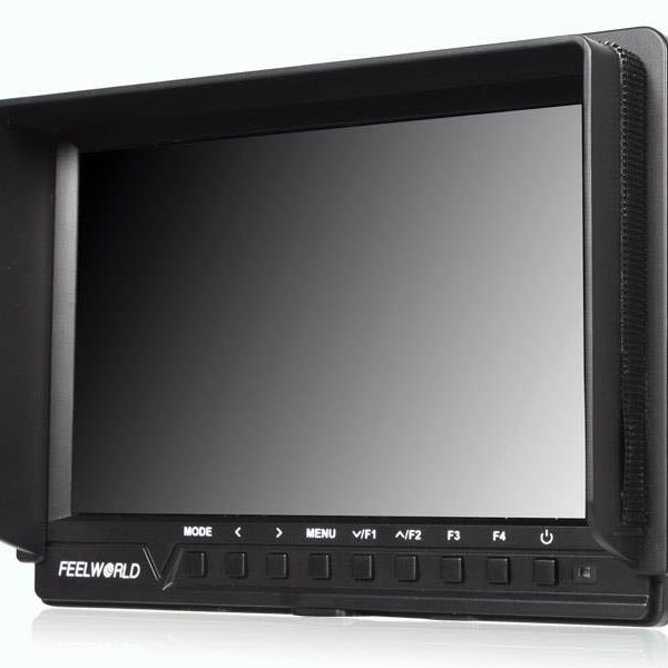 7″, field monitor with 4K Support