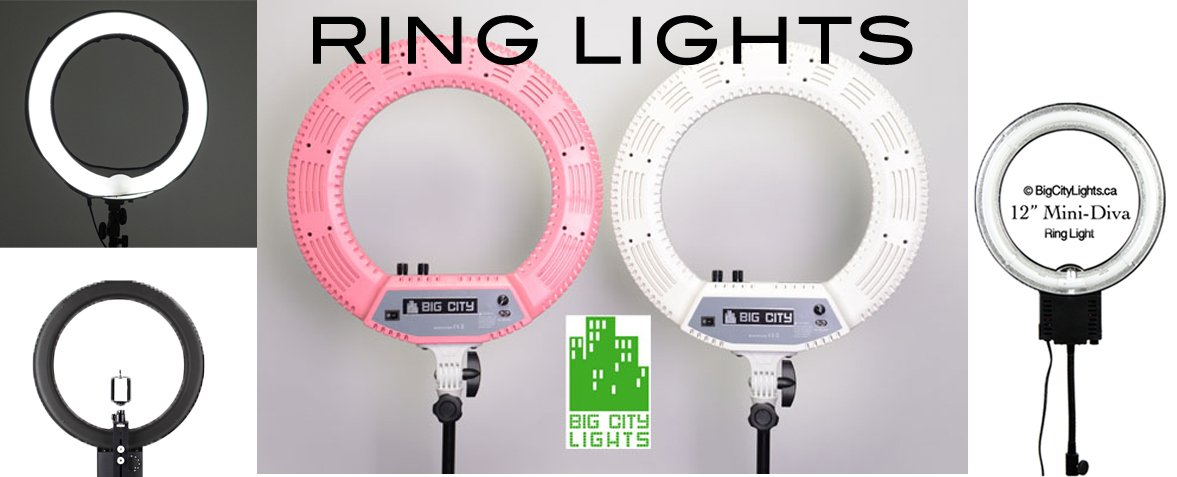 Ring Light Canada