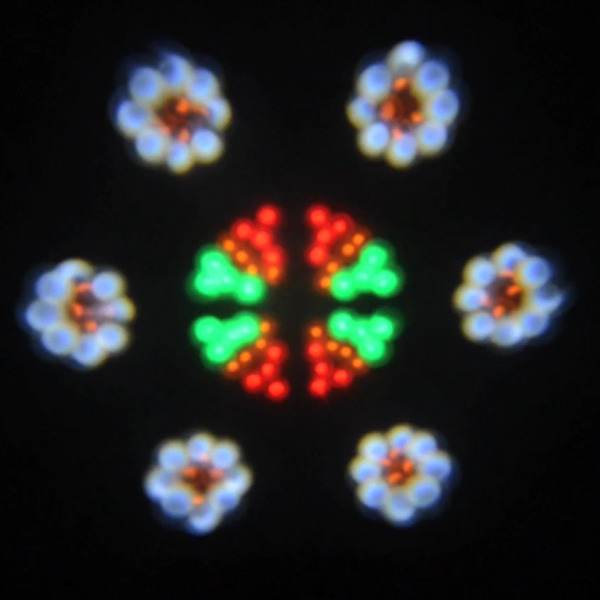 funky party event light stage rental halifax LED disco