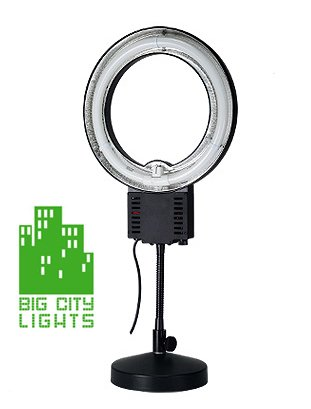 Table Stand For 12 Mini Diva Ring Light Big City Lights