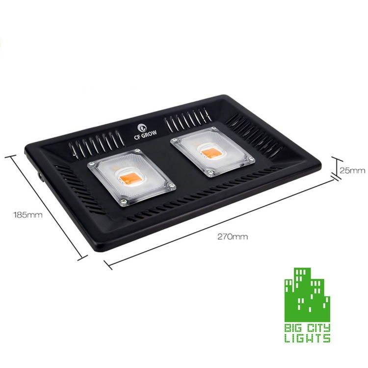 100w Waterproof LED Grow Light